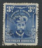 Southern Rhodesia SG 5 SC# 5 Used see scan and details