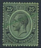 British Honduras SG 133 SC # 99 Used     see scans and details