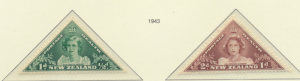New Zealand Stamps Scott #B22 To B23, Mint Hinged - Free U.S. Shipping, Free ...