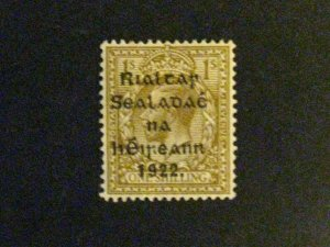 Ireland #18 mint hinged  a198.9450
