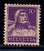Switzerland Scott # 169, used
