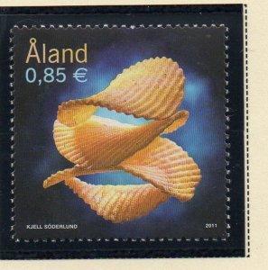 Aland Finland Sc  318 2011  Potato Chips mint NH