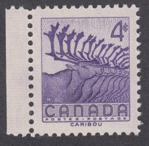 Canada - #360 Wildlife Caribou - MNH