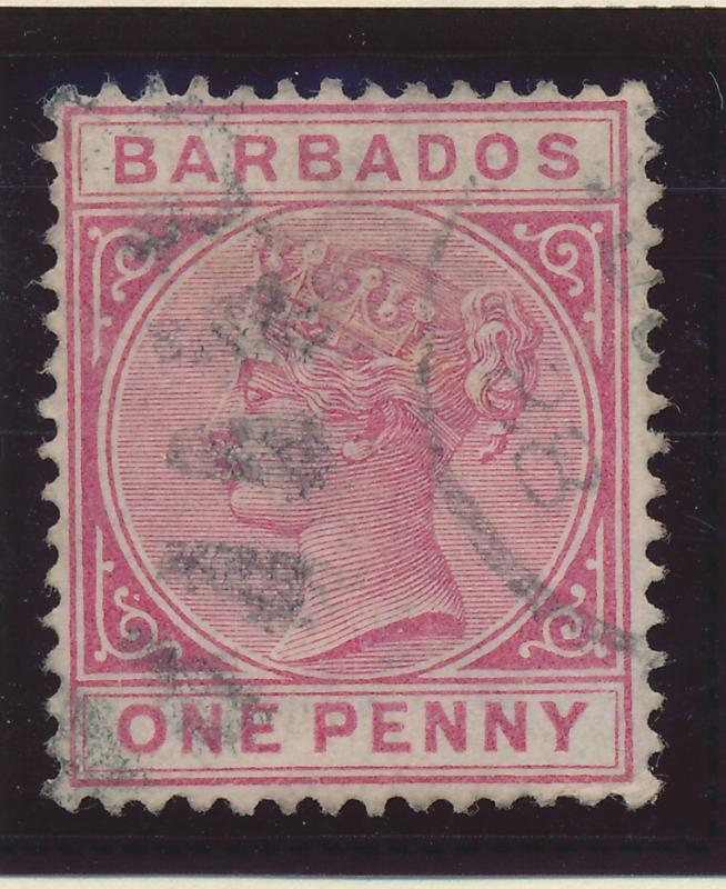 Barbados Stamp Scott #61, Used - Free U.S. Shipping, Free Worldwide Shipping ...