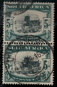 South Africa 1949 SC 65 Used SCV $85.00