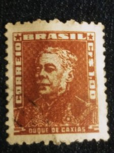 Brazil 1024 used XF extra light cancel- very good condition