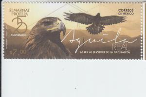 2017 Mexico Golden Eagle (Scott 3061) MNH