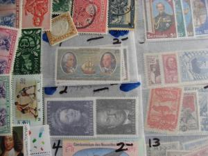 WW retired $2.00 approvals group.Nice singles,sets remain! Check em!