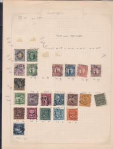 sweden stamps page ref 17421