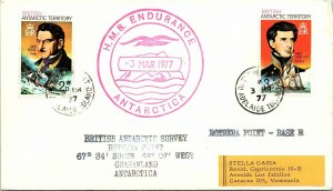 1977 British Antarctic Territory 161