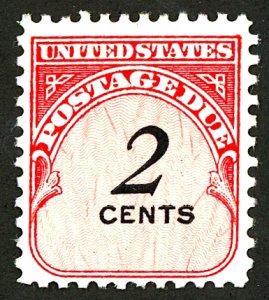 U.S. #J90 Used