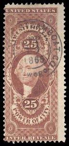 U.S. REV. FIRST ISSUE R48c  Used (ID # 95238)