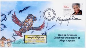 2015, Dr Maya Angelou, BW  Pictorial, Hometown, 15-090