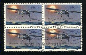 USA 1710   block   u VF 1977  PD