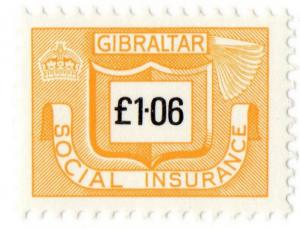 (I.B) Gibraltar Revenue : Social Insurance £1.06
