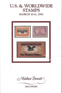U.S. & Worldwide Stamps , Bennett 178