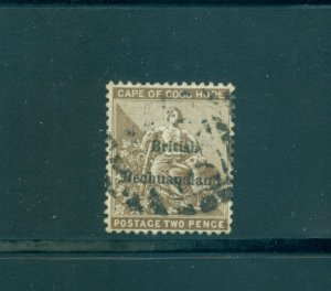 Bechuanaland - Sc# 7. 1885 2p. Used. $11.00.