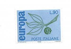Italy 1965 - MNH - Scott #916 *