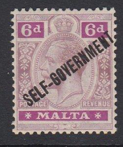 Malta Sc 80 (SG 109), MLH