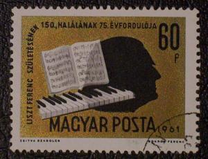 Hungary Scott #1413 used