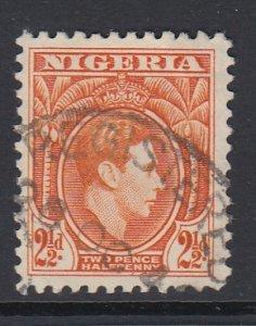 NIGERIA, Scott 57, used