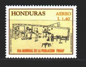 Honduras. 1997. 1335 from the series. International Population Day. MNH.
