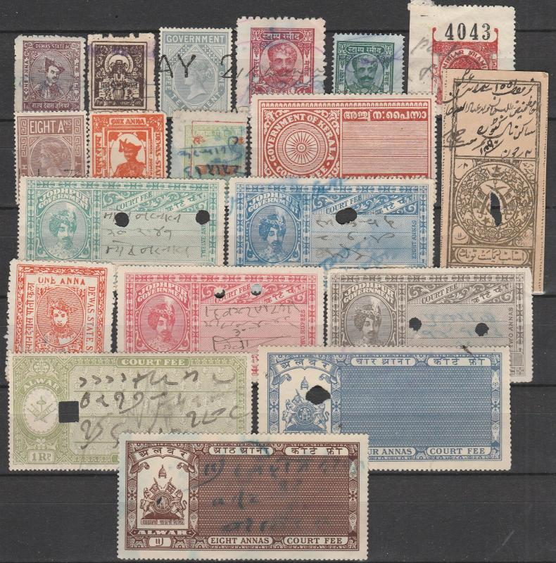 India & States Revenue Collection  (A2251)