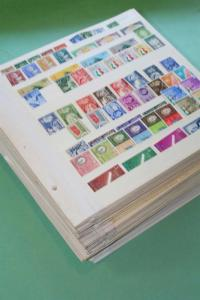 KUWAIT MNH Stock Until 2003 Often per 3 Stamp Collection