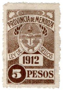 (I.B) Argentina Revenue : Mendoza Local Tax 5P