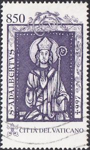 Vatican #1040 Used