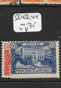 MONACO (P2901B) SC 42, 44  MOG