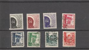 French Morocco  Scott#  248-255 Mint & Used