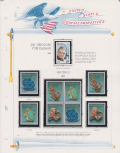 United States Postal Stamps