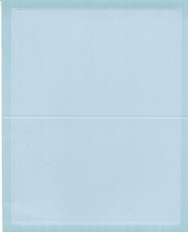 New Zealand 30c Elizabeth II Lettercard unused VGC