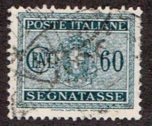 Italy # J35  Used