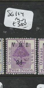 ORANGE FREE STATE (P1203B) TREE  SG 114   MOG