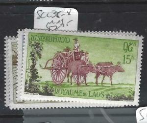 LAOS   (PP1205B)  COWS  SC C35-8  MOG