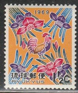 Ryukyu Islands #180 Used Single Stamp