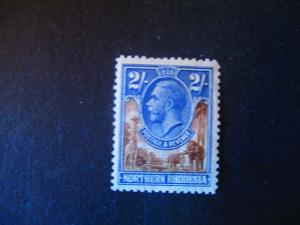 Northern Rhodesia #11 Mint Hinged- (BZ9) WDWPhilatelic!