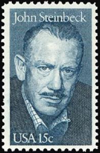 1773 John Steinbeck F-VF MNH single
