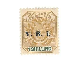Transvaal, 209, Coat of Arms Overprinted Single, LH