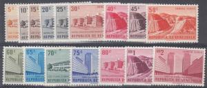 Venezuela Scott C613-28 Mint hinged (Catalog Value $42.00)