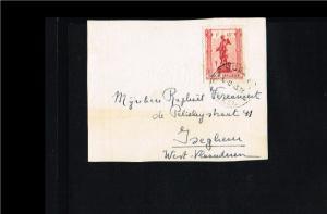 1943 - Belgium Sheet Mi. 632 - To Iseghem [B10_045]