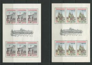 Czechoslovakia #2578-2579 MNH Scott CV. $12.00?
