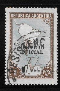Argentina Used [3266]