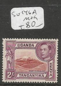 Kenya Uganda & Tanganyika SG 146a MOG (3cqv)