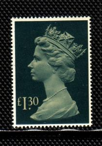 Graet Britain  Sc MH170 1983 £1.3 Machin Head stamp mint NH