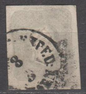 Austria #P7 F-VF Used CV $175.00 (B12319)