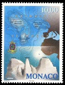 Monaco 1998 Scott #2104 Mint Never Hinged