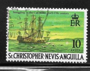 St Kitts-Nevis Mint Never Hinged [5909]